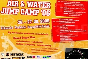 AIR & WATER JUMP CAMP 2006