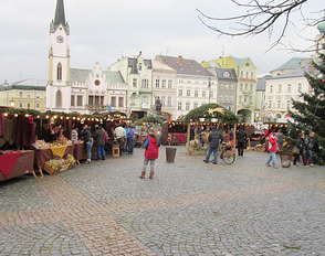 Christmas markets Trutnov 2017