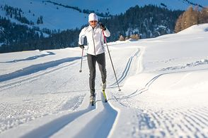 Go cross-country skiing in the vicinity of Trutnov