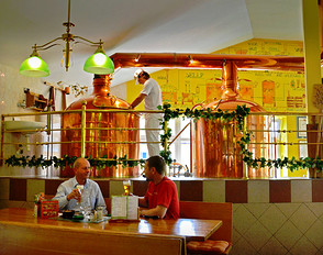 Brewery Novosad with restaurant