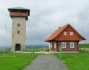 Viewing tower U borovice