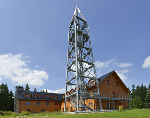 Viewing Tower Zlata vyhlidka