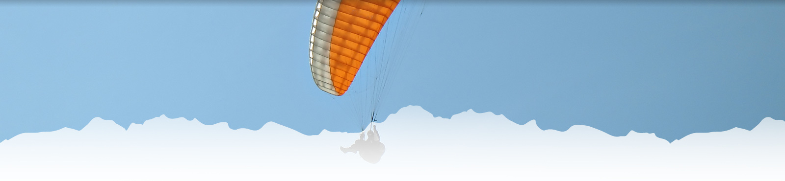 Paragliding Giant Mountains