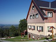 Bed & breakfast PANORAMA, Benecko