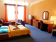 GRAND LUXURY hotel *** ***, Trutnov