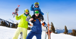 Ski stay (3 nights)